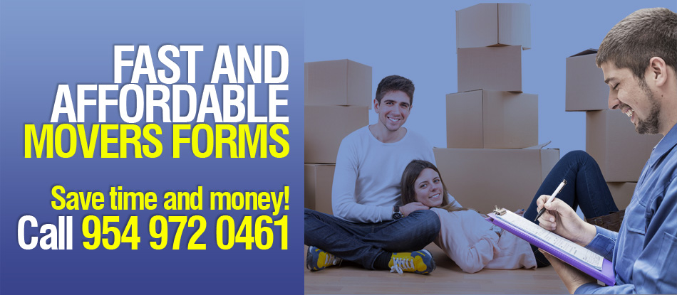 Fast and Affordable Moving Forms