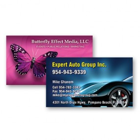 Full Color Business Cards 4/4
