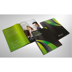 5.5 x 8.5 Color Booklet 12 Page
