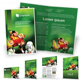 "Brochure / Flyer 4/1 or 4/4 (2 Sided) 100# Gloss  Text 8.5"" x 11"" UV Coated"