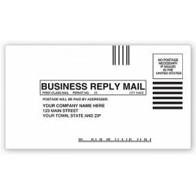 #9 Return Envelope